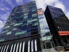 Digital World Centre, Salford Quays, Manchester, M50 3UB