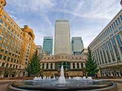 One Canada Square, Canary Wharf, London, E14 5DY