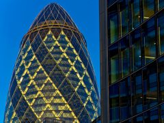 The Gherkin, 30 St Marys Axe, London, EC3A 8BF
