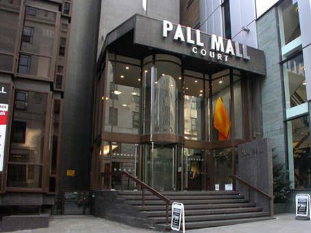Pall Mall Court 61 67 King Street Manchester M2 4pd Serviced Offices Rent