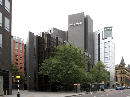 Pall Mall Court, 61-67 King Street, Manchester, M2 4PD