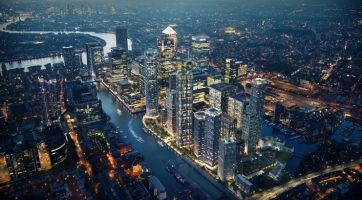 Office Space – One Canada Square, Canary Wharf E14 5DY